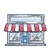 Looking for a store? image